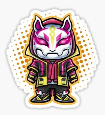 Drift Chibi Sticker