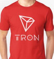 TRON TRX Cryptocurrency Unisex T-Shirt