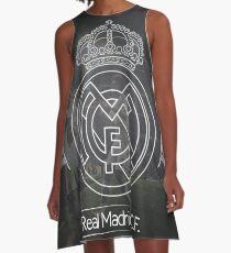Vestido acampanado Real Madrid