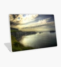 North Antrim Coast  Laptop Skin