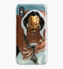 Val-Mar Beckons iPhone Case