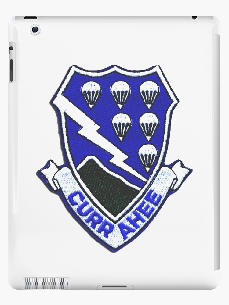 Currahee Patch 101st Airborne by Buckwhite
