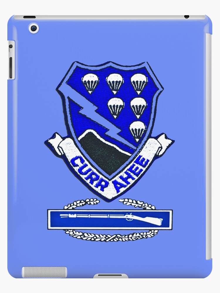 Currahee Patch - 101st Airborne w/CIB  by Buckwhite