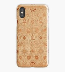 Indian Floral Textile iPhone Case/Skin