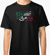 Passo Di Gavia Italian Alps T-Shirt & Sticker Classic T-Shirt