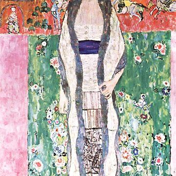 HD. Portrait of Adele Bloch-Bauer II, by Gustav Klimt . HIGH DEFINITION by mindthecherry