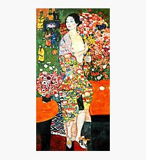 HD. The dancer, by Gustav Klimt . HIGH DEFINITION Photographic Print