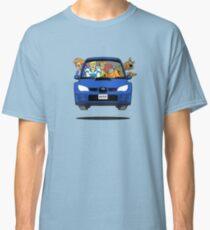 Subaru Impreza WRX Scooby Doo Classic T-Shirt