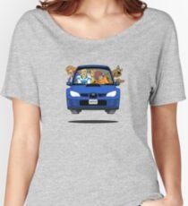 Subaru Impreza WRX Scooby Doo Women's Relaxed Fit T-Shirt