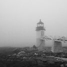 Marshall Point Lighthouse, Port Clyde, Maine by fauselr