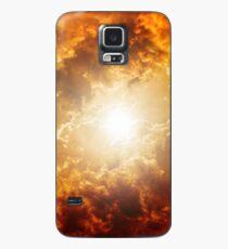 Evening sky Case/Skin for Samsung Galaxy