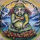 Green Goblin by Tina-Renae