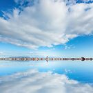 Mulranny Reflection by Philippe Sainte-Laudy