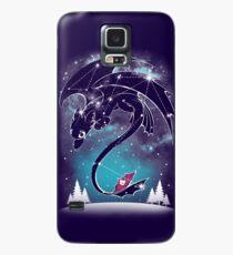Starry Dragon Sky Case/Skin for Samsung Galaxy