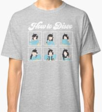 HOW TO DISCO (2018 EDITION) Classic T-Shirt