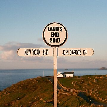 Land's End by KaiWilliams