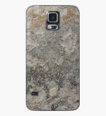 Kalkstein Hülle & Klebefolie für Samsung Galaxy