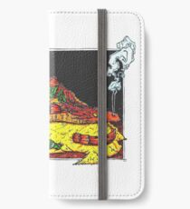 I am fire! I am death! iPhone Wallet/Case/Skin