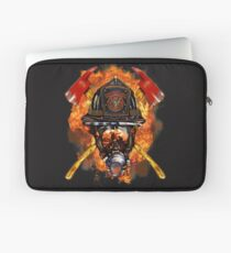 Firefighter The Anonymous Heroes Novelty Gifts. Laptop Sleeve