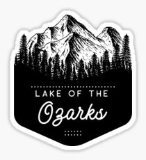 Lake of the Ozarks Sticker