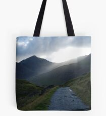 The Miners Path Tote Bag