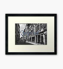 Bayonne Framed Print
