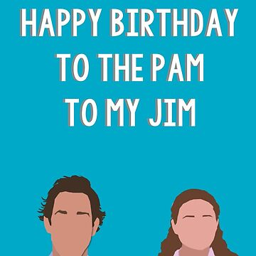 jim / pam III by glitteredgold