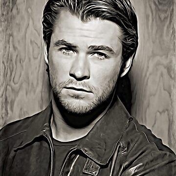 Hemsworth by ledbytheunknown