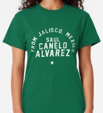 Canelo – Letterpress Classic T-Shirt