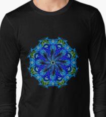 Fish Eye Mandala Long Sleeve T-Shirt