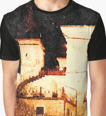 Borrello: city hall at night Graphic T-Shirt