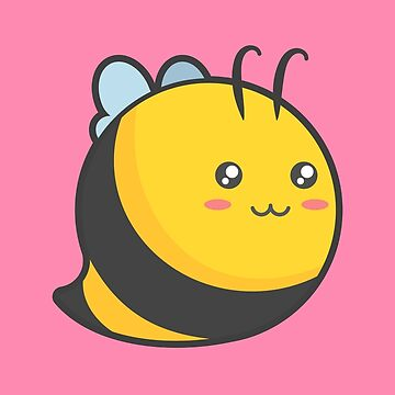 Bumble-Boo (pink) by animinimal
