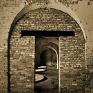 Fort Pickens I by Magricely Diaz