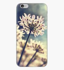 Queen Annes Lace flowers iPhone Case