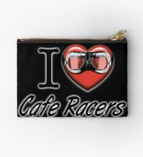 I love Cafe Racers Studio Pouch