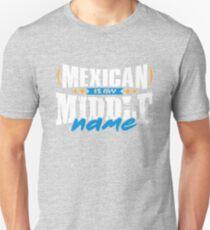 MEXICAN 01 Unisex T-Shirt