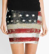 Ginkelmier Inspired ~  USA FLAG Mini Skirt