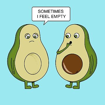 Avocato Empty by coffeeman