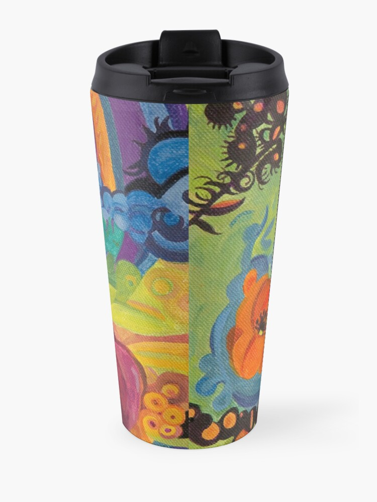 Alternate view of Twisted Forshadowing One Travel Mug