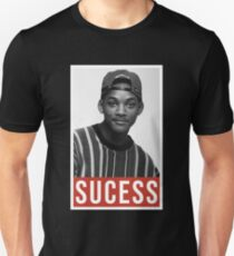 Will Smith Sucess Unisex T-Shirt