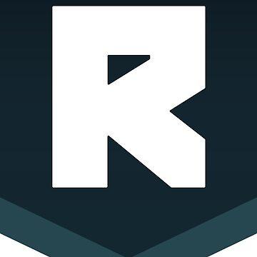 Realm Royale - Logo Chest Badge by NinjaDesignInc