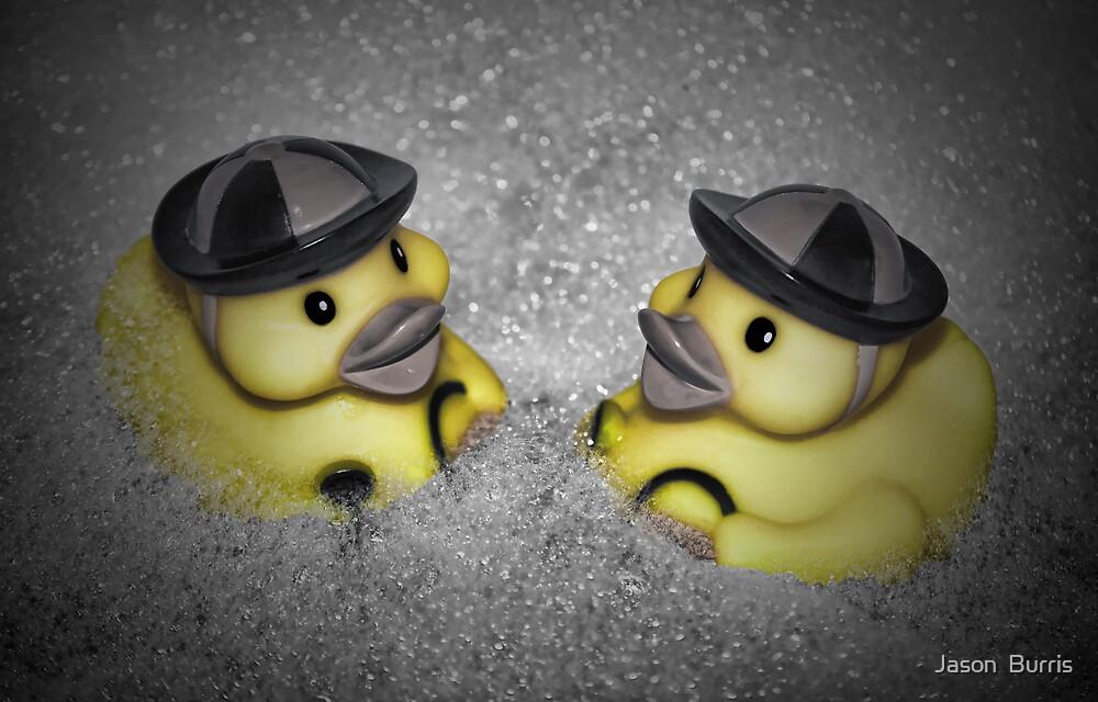 Rubber Ducky by Jason  Burris