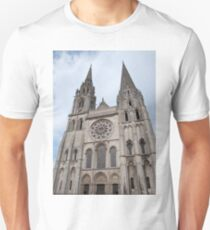 Chartres cathedral T-Shirt