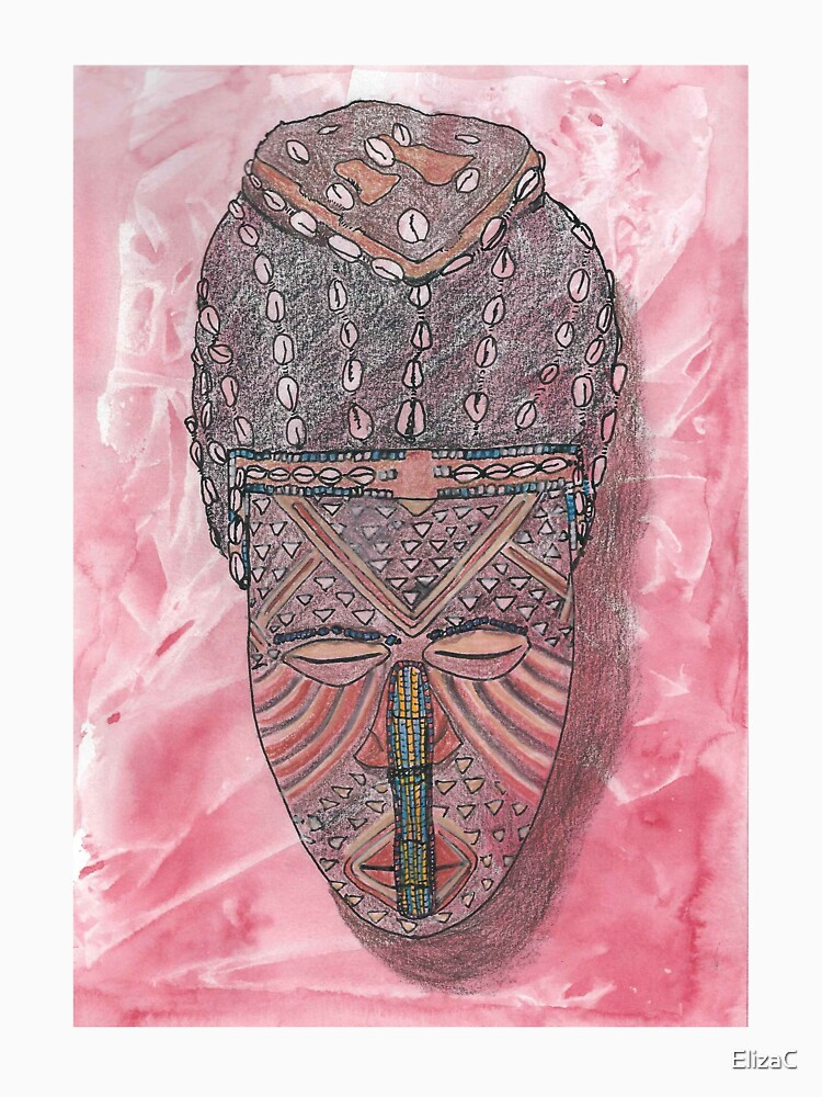 East African Mask by ElizaC