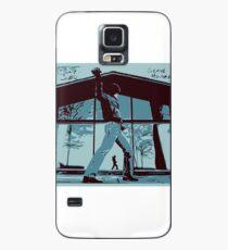 Funda/vinilo para Samsung Galaxy Casas de cristal billy joel