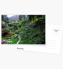 Sunken Garden No.1 Postcards