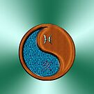 Pisces & Boar Yin Wood by astrodesigner75