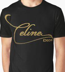 CELINE DION 10 christina29lau satuenam Graphic T-Shirt
