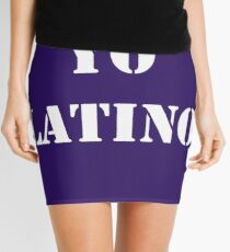 Yo Latino Mini Skirt