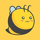 Bumble-Boo (yellow) by animinimal
